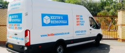 Keith's Removals