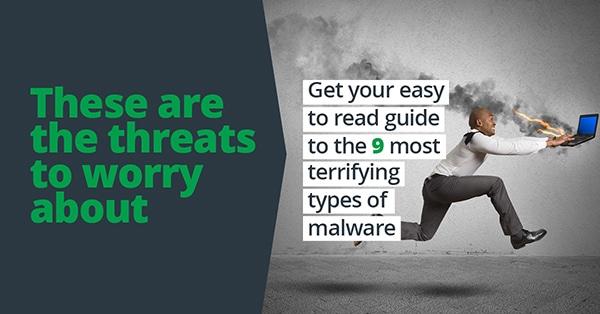 9 Common Malware Threats