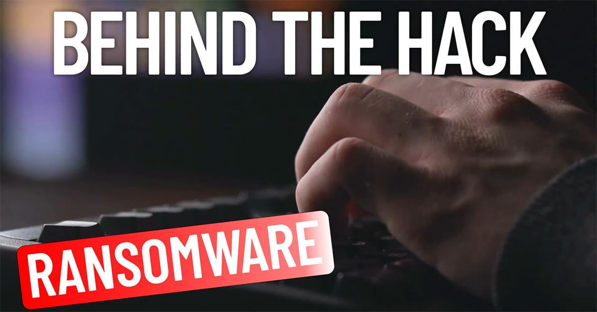 Behind The Hack